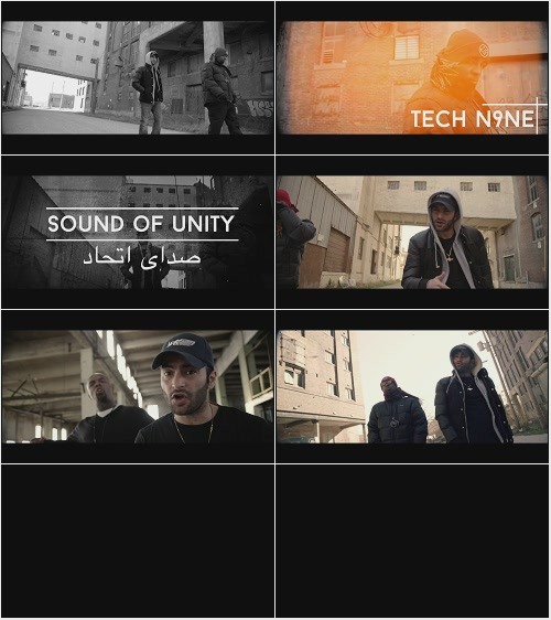 YAS   YAS & TECH N9NE   Video Teaser  - Yas & Tech N9ne – Sound Of Unity Teaser