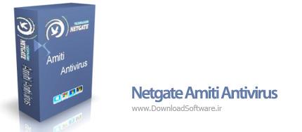 آونگ موزیک دانلود NETGATE Amiti Antivirus 24.0.790 x86/x64 - برنامه آنتی ویروس قدرتمند