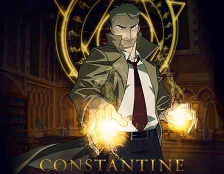 Constantine 2018 Series - دانلود سریال خارجی Constantine