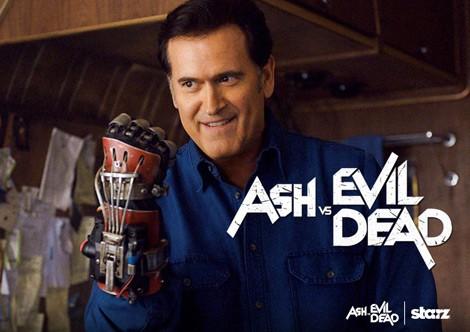 ash vs evil dead - دانلود سریال خارجی Ash VS Evil Dead