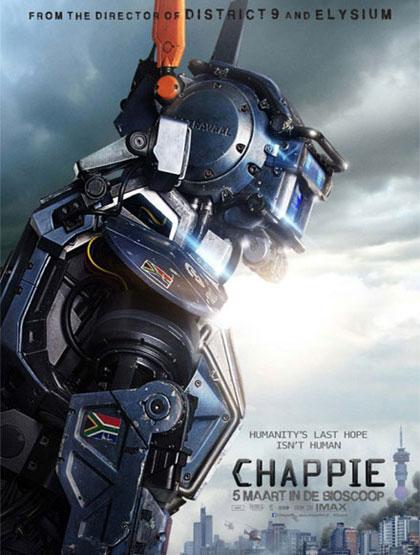 آونگ موزیک دانلود دوبله فارسی فیلم Chappie 2015 چپی