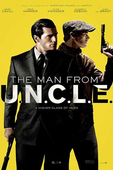index of series دانلود دوبله فارسی فیلم The Man from U N C L E 2015