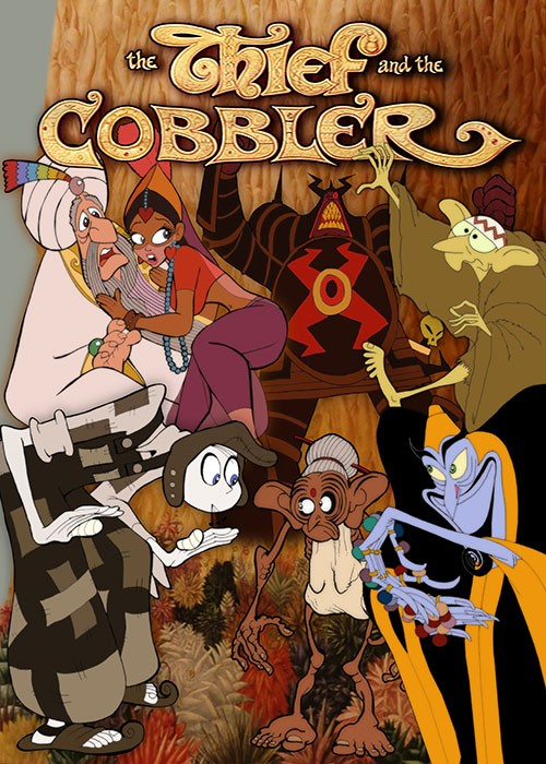 The Thief and the Cobbler 1993 - دانلود انیمیشن The Thief and the Cobbler 1993