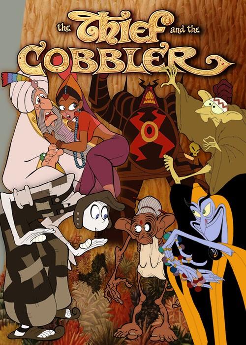 آونگ موزیک دانلود انیمیشن The Thief and the Cobbler 1993