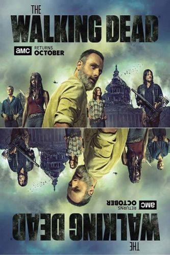 Wakided 333x500 - دانلود فصل نهم سریال The Walking Dead