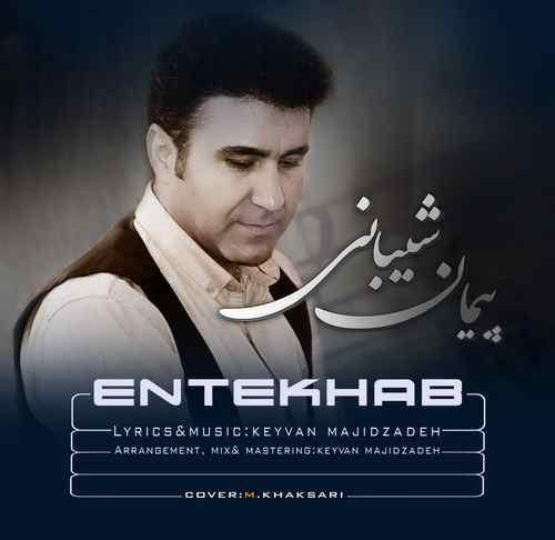 Peyman Sheybani Entekhab 500x486 - دانلود آهنگ جدید پیمان شیبانی بنام انتخاب