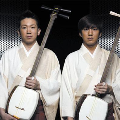 0dbf78dfa37ea7e66813de71fae75401 395 - دانلود فول آلبوم یوشیدا برادرز (Yoshida Brothers) بی کلام
