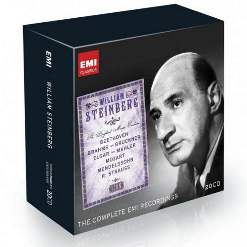 1468814994 500x500 - دانلود فول آلبوم ویلیام استاینبرگ (William Steinberg) بی کلام