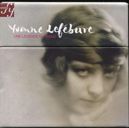 1488645528 500x495 - دانلود فول آلبوم ایوان لفبور (Yvonne Lefebure) بی کلام