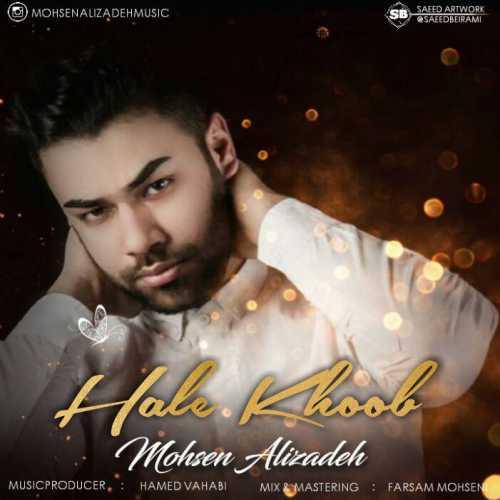 Mohsen Alizadeh Hale Khoob - دانلود آهنگ جدید محسن علیزاده بنام حال خوب