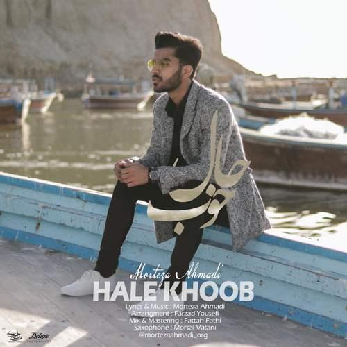 Morteza Ahmadi Hale Khoob - دانلود آهنگ جدید مرتضی احمدی بنام حال خوب