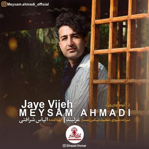 Meysam Ahmadi Jaye Vijeh 500x500 - دانلود آهنگ جدید میثم احمدی بنام جای ویژه