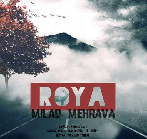 Milad Mehrava 500x474 - دانلود آهنگ جدید میلاد مهرآوا بنام رویا