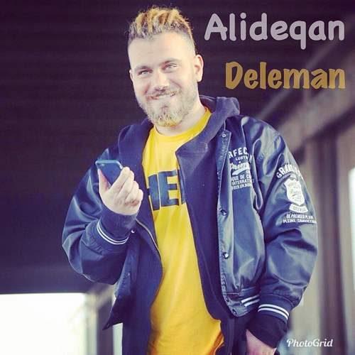 Alideqan 500x500 - دانلود آهنگ جدید علی دقان بنام دله من