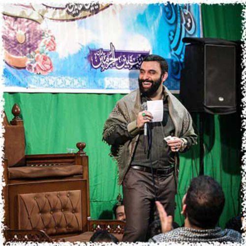 Javad Moghaddam Dareh mirizeh 500x500 - دانلود نوحه جدید جواد مقدم بنام داره میریزه