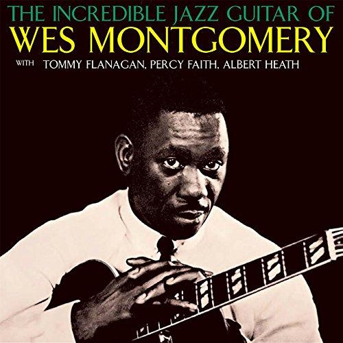 51cQF1dIHvL - دانلود آهنگ های بیکلام Wes Montgomery (وس مونتگومری)