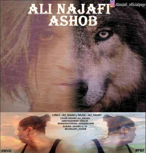 Ali Najafi 476x500 - دانلود آهنگ جدید علی نجفی بنام آشوب
