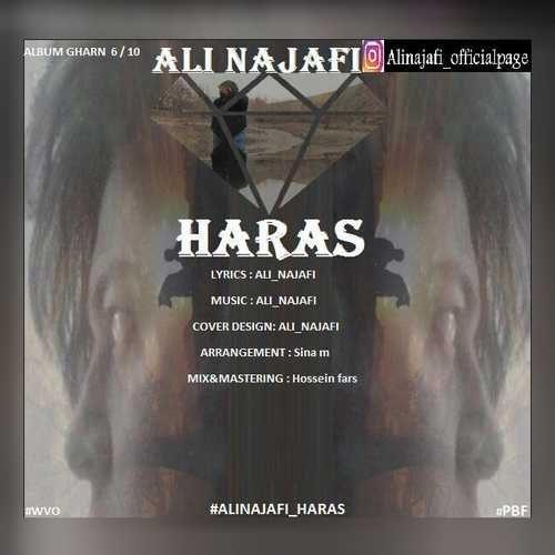 Ali Najafi Haras 500x500 - دانلود آهنگ جدید علی نجفی بنام هرس