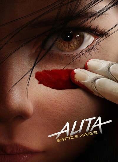 Alita - دانلود فیلم آلیتا ۲۰۱۹ دوبله فارسی Alita Battle Angel
