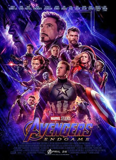 Avengers4 - دانلود فیلم انتقام جویان ۴ ۲۰۱۹ Avengers: Endgame