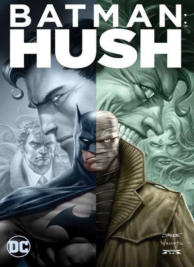 Batman Hush - دانلود انیمیشن بتمن هاش ۲۰۱۹ Batman Hush