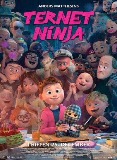 Checkered Ninja - دانلود انیمیشن نینجای شطرنجی ۲۰۱۸ دوبله فارسی Checkered Ninja