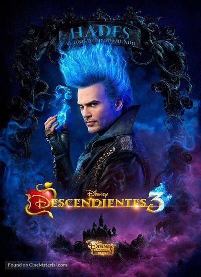 Descendants 3 1 - دانلود فیلم فرزندان ۳ ۲۰۱۹ - Descendants 3