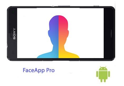 FaceApp Pro Cover - دانلود فیس اپ FaceApp Pro 3.4.9.2 نرم افزار تغییر چهره اندروید