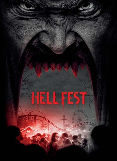 Hell Fest - دانلود فیلم جشن جهنمی ۲۰۱۸ دوبله فارسی Hell Fest