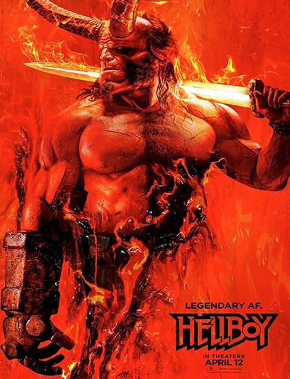 Hellboy - دانلود فیلم پسر جهنمی ۳ ۲۰۱۹ دوبله فارسی Hellboy