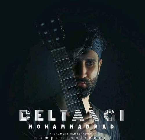 Mohammad Rad Deltangi 500x481 - دانلود آهنگ جدید محمد راد بنام دلتنگی