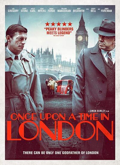 Once Upon A Time In London - دانلود فیلم روزی روزگاری در لندن ۲۰۱۹ دوبله فارسی Once Upon A Time In London
