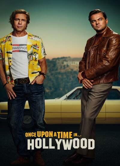 Once Upon a Time in Hollywood - دانلود فیلم روزی روزگاری در هالیوود ۲۰۱۹ Once Upon a Time in Hollywood