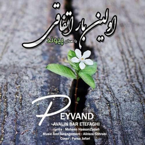 Peyvand Avalin Bar Etefaghi 500x500 - دانلود آهنگ جدید پیوند بنام اولین بار اتفاقی