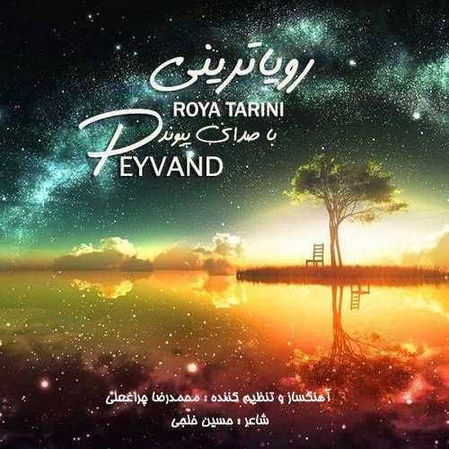 Peyvand Roya Tarini 500x500 - دانلود آهنگ جدید پیوند بنام رویاترینی