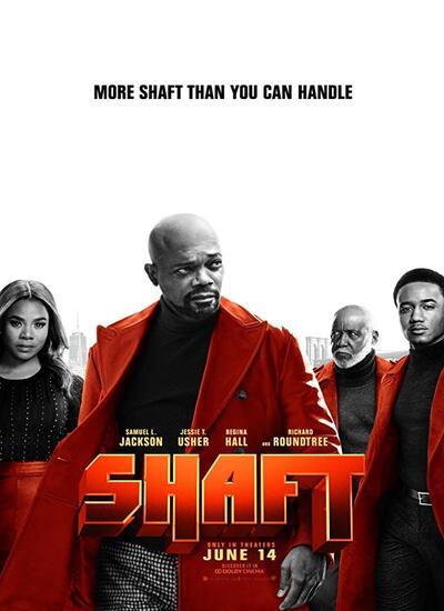Shaft - دانلود فیلم شفت ۲۰۱۹ دوبله فارسی Shaft