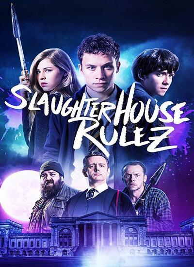Slaughterhouse Rulez - دانلود فیلم قوانین کشتارگاه ۲۰۱۸ دوبله فارسی Slaughterhouse Rulez