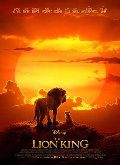 The Lion King - دانلود انیمیشن شیر شاه ۲۰۱۹ The Lion King