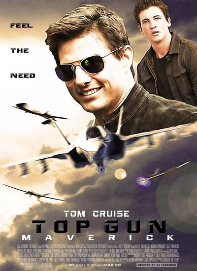 Top Gun Maverick - دانلود فیلم تاپ گان ماوریک ۲۰۲۰ Top Gun: Maverick