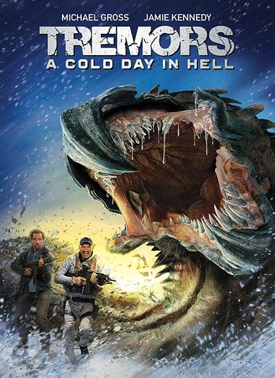 Tremors A Cold Day In Hell - دانلود فیلم لرزش ۶ ۲۰۱۸ دوبله فارسی Tremors A Cold Day In Hell