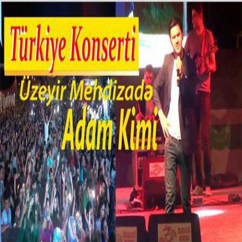Uzeyir Mehdizade Adam Kimi 480x480 - دانلود آهنگ جدید اوزیر مهدی زاده بنام آدام کیمی