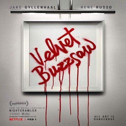 Velvet Buzzsaw 500x500 - دانلود فیلم اره برقی مخملی ۲۰۱۹