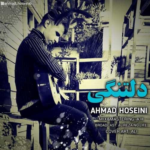 Ahmad Hosseini Deltangi  500x500 - دانلود آهنگ جدید احمد حسینی بنام دلتنگی