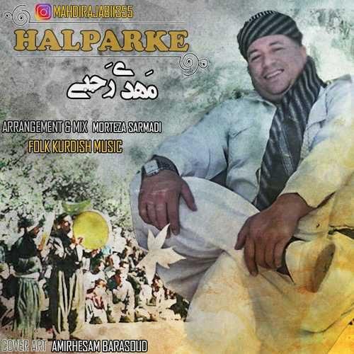 Mahdi Rajabi Halparke 500x500 - دانلود آهنگ جدید مهدی رجبی بنام Halparke