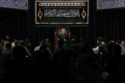Mahmoud Karimi Mesle Yek Pedar - دانلود نوحه جدید محمود کریمی بنام مثل یک پدر