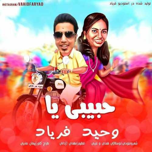 Vahid Faryad Habibi Ya 500x500 - دانلود آهنگ جدید وحید فریاد بنام حبیبی یا