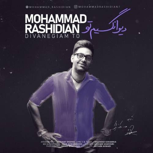 photo ۲۰۱۹ ۰۸ ۱۳ ۱۴ ۴۶ ۵۵ 500x500 - دانلود آهنگ جدید محمد رشیدیان بنام دیوانگیم تو
