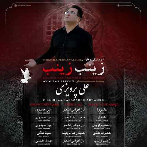 دانلود آلبوم جدید علی پرویزی بنام زینب زینب