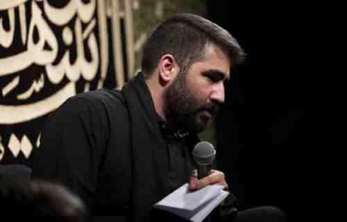 دانلود نوحه جدید حسین طاهری بنام ای شهید سر جدا