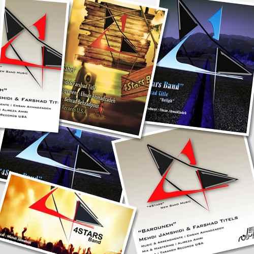 4stars - دانلود فول آلبوم ۴Stars